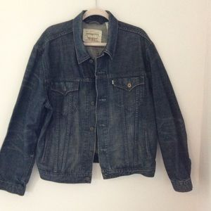 Men's Levi Denim Jacket